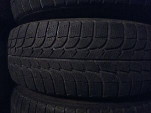 15 inch Winter Tires and Wheels for sale Kitchener / Waterloo Kitchener Area image 1