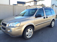 2006 Chevrolet Uplander Minivan, Van for Sale
