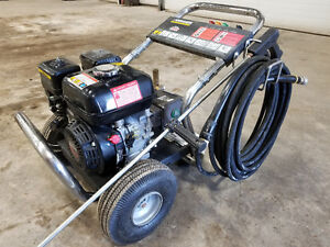 Pressure Washer, Karcher, Honda engine