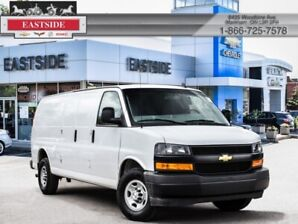 2018 Chevrolet Express Cargo Van   - $240.02 B/W
