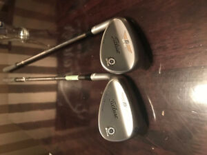 Titleist Vokey Wedges - 60/56 degree LH