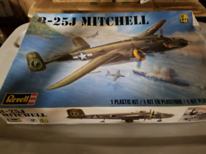 Vintage model plane