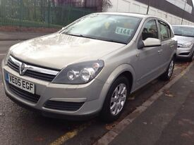 2005 VAUXHALL ASTRA CLUB TWINPORT 1.6 PETROL. AUTOMATIC. AUTO. A/C. 69000 MILES. SERVICE HISTORY