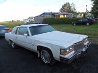 Cadillac Coupé de Vile D'élégance 1981
