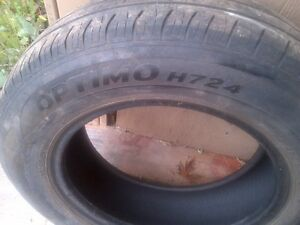 Hankook Optimo H724 All Weather Tires - Four Tires