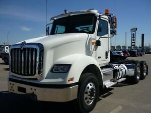 2018 International HX 620 6X4, New Day Cab Tractor