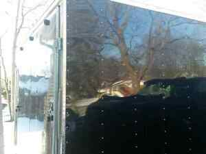 24' Continental Cargo enclosed trailer