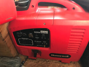 Honeywell Generator 2000 for sale, extremely low hours