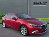 2015 Mazda Mazda3 2.0 SKYACTIV-G Sport Nav Fastback 4dr Saloon Petrol Manual