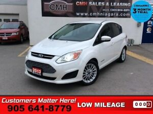 2013 Ford C-Max SE  DUAL-CLIMATE ADJ-SEATS ALLOYS PWR-GROUP