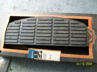 FLAME STYLE FOOT BOARD