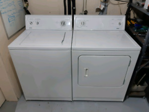 Great Working Kenmore Washer and Dryer