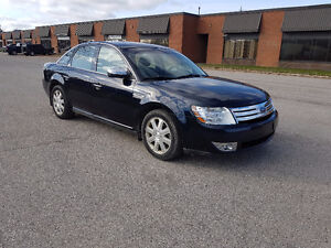 2008 Ford Taurus Limited SAFETY/E-TEST/WARRANTY NO ACCIDENTS London Ontario image 1