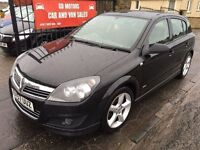 2007 (57) VAUXHALL ASTRA SRI XP, MOT AUGUST 2017, WARRANTY, NOT FOCUS GOLF A3 MEGANE LEON CLIO