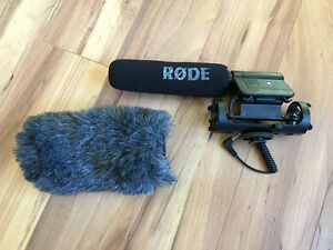 Rode Directional Video Microphone