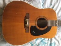 12 string vintage guitar by Framus