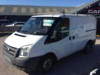 FORD TRANSIT 2.2 280 LR 85BHP VAN SWB LOW ROOF TOWBAR FITTED FINANCE PARTX