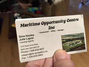 Maritime Opportunity Centre Inc -