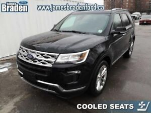 2019 Ford Explorer Limited  - Sunroof - Leather Seats - $422.26