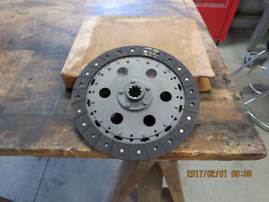 MF 35 Clutch Plate