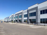 Industrial Warehouse for Sublease in Airdrie