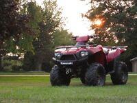 2006 Brute Force 750 4x4i