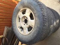 Stock 2014 Ford f150 xlt rims 17""