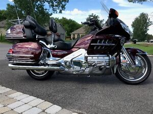 GL1800 Goldwing For Sale