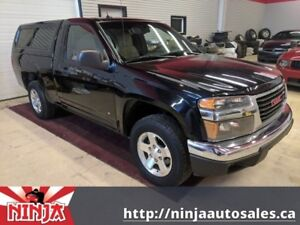 2009 GMC Canyon SLE Low Km Auto Tanny Matched Capper