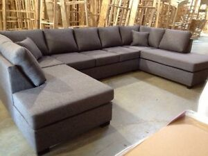 New U Shape Sectional  Peterborough Peterborough Area image 1