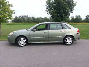 2006 Chevrolet Malibu Max Saftied, Etested and Warrantied