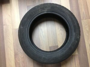 2 x P215/60R17 all season Tires for Sale