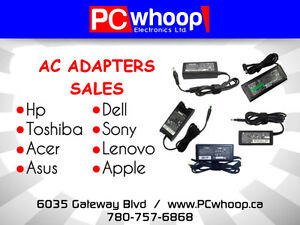 High Quality laptop and tablet power adapters.