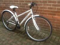 Spike Spirit Town or Country Hybrid bike