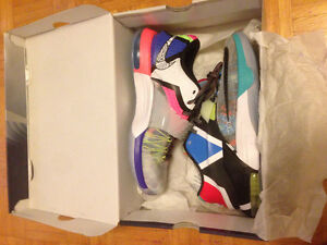 """Nike KD 7 """"What The"""" - size 8"""