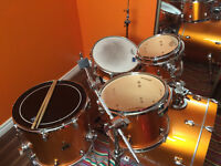 Ludwig Element Drum Set with Hardware