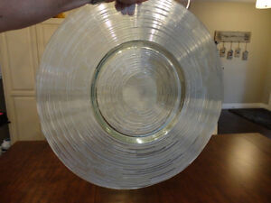 "20"" Diameter Perfect Shape Decorative Glass Bowl / Platter Kitchener / Waterloo Kitchener Area image 2"