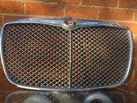 Chrysler 300C Startech Bentley style grill
