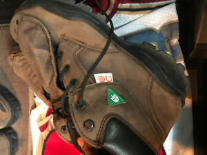 Safety boots -Terra and Brooks - high quality - used