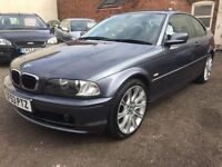 BMW 318 ci dropped price SOLD