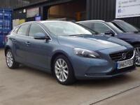2013 (63) Volvo V40 2.0 D4 177 SE Lux Nav Diesel £30 road tax *Nav & Leather*