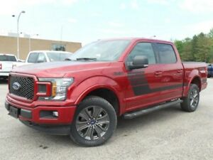 2018 Ford F-150 XLT 3.5L V6 301A
