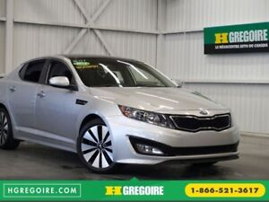 2012 Kia Optima SX (cuir-toit-camera-navi)