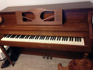 Apartment Size Mason & Risch Piano