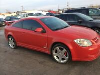2007 Cobalt SS Supercharged, sale or trade.