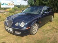 Jaguar S-TYPE 2.7D V6 auto SE XS BODY KIT 18in BBS ALLOYS