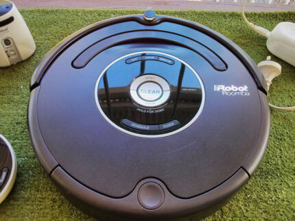 iRobot Roomba Robotic Vacuum Cleaner Indooroopilly Brisbane South West Preview