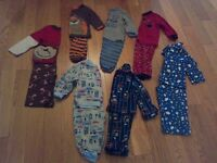 Baby Boy Pajamas/PJS -x7- (Size 24 months) **WILL DELIVER!**