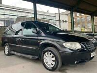 2005 (55) Chrysler Grand Voyager 2.8 CRD Limited XS 5dr Auto | MOT | 7 Seats