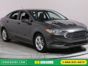 2018 Ford Fusion SE MAGS BLUETOOTH CAMERA RECUL TOIT OUVRANT